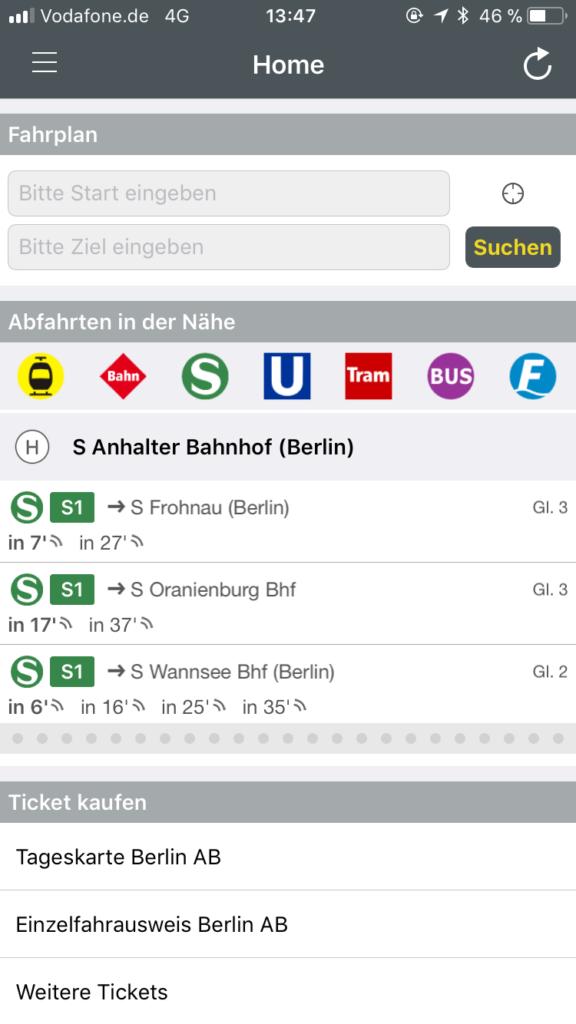 Berliner Verkehrsbetriebe » Urban Media