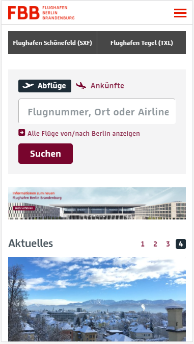 berlin-airport.de » Urban Media