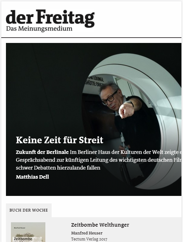 Freitag.de » Urban Media