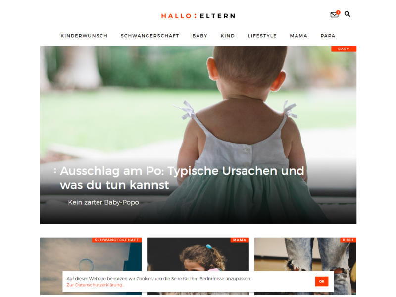 hallo-eltern.de » Urban Media