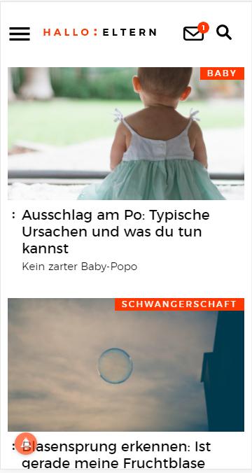 hallo-eltern.de » Urban Media
