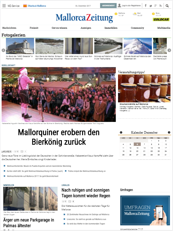mallorcazeitung.es » Urban Media