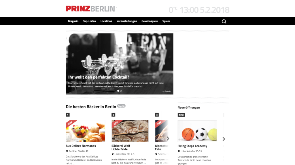 PrinzBerlin.de » Urban Media