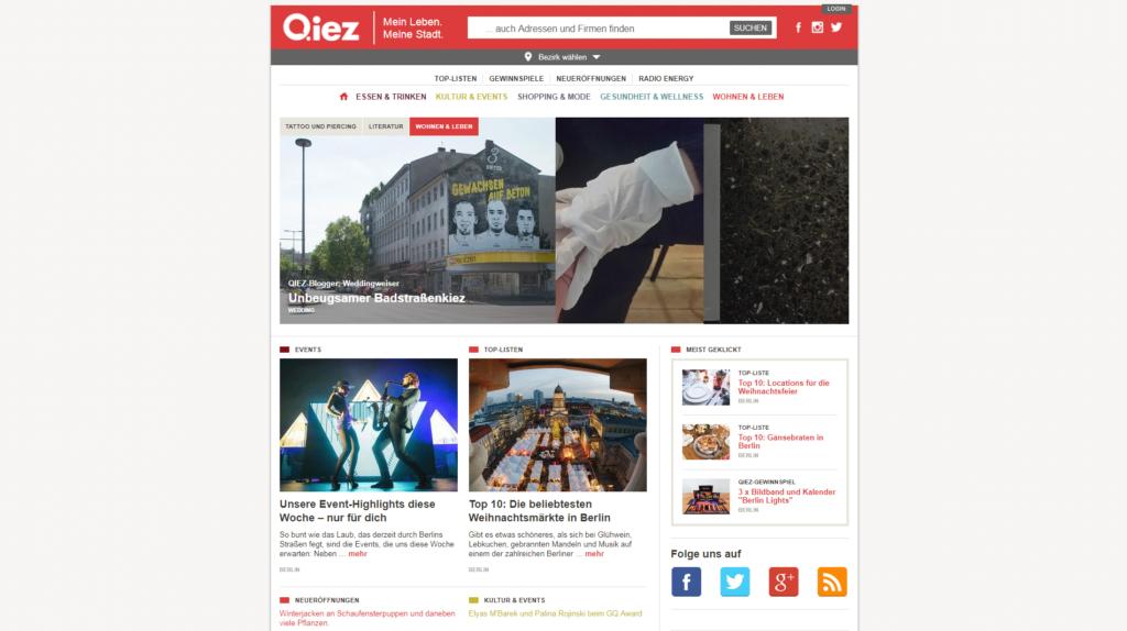 qiez.de » Urban Media