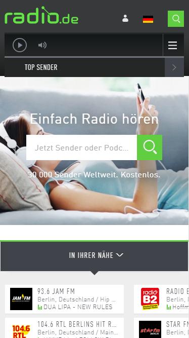 radio.de » Urban Media