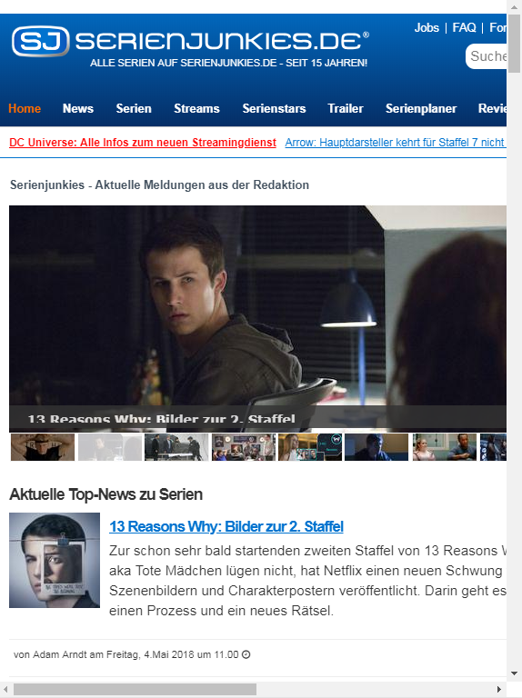 serienjunkies.de » Urban Media