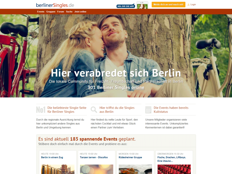 BerlinerSingles.de » Urban Media