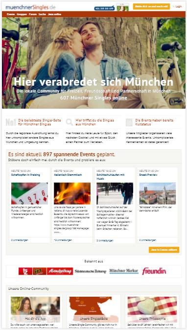MuenchnerSingles.de » Urban Media