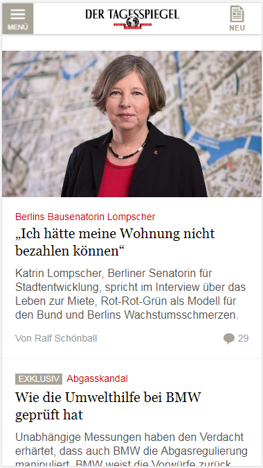 Tagesspiegel.de » Urban Media