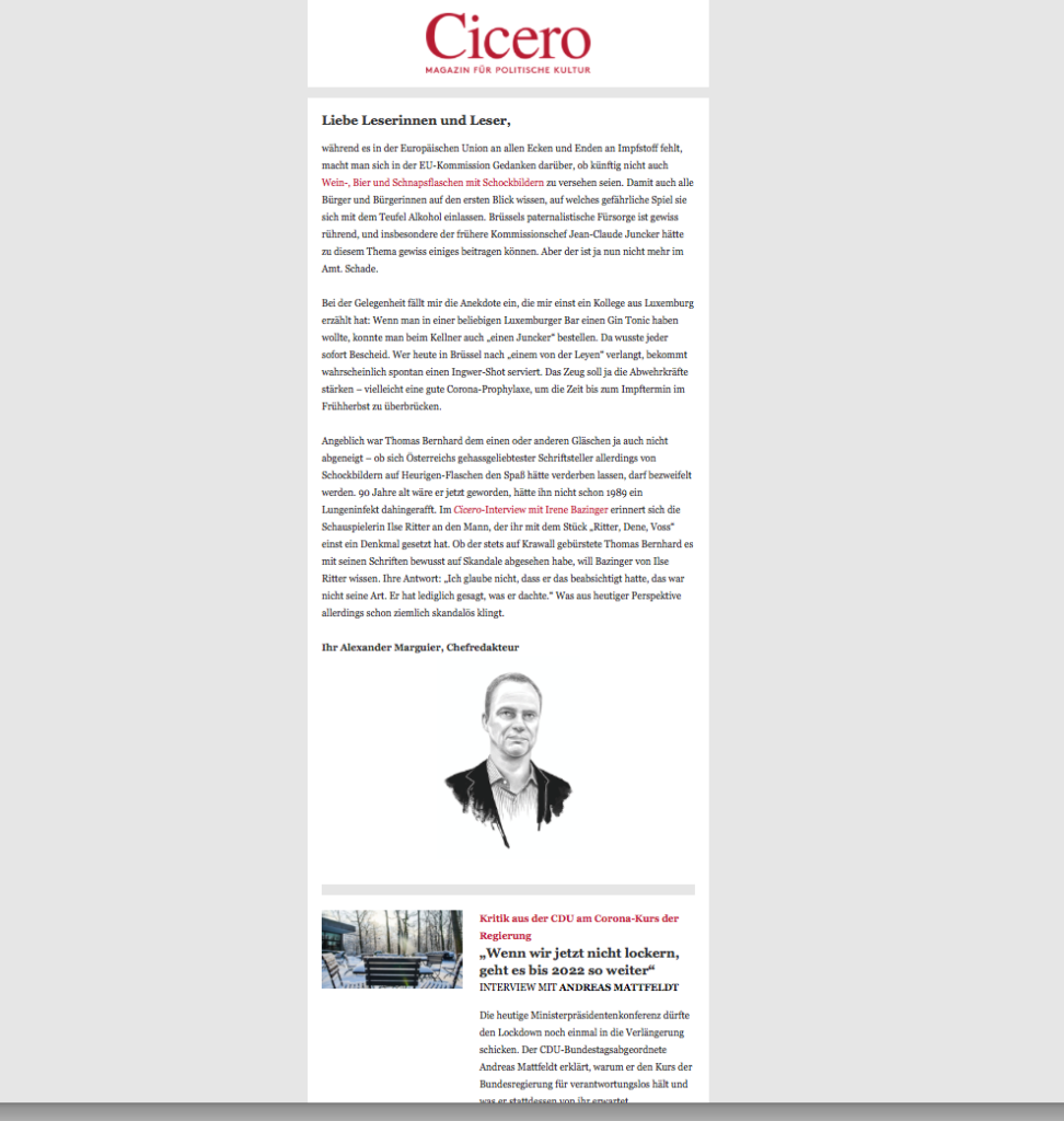 Cicero Newsletter » Urban Media