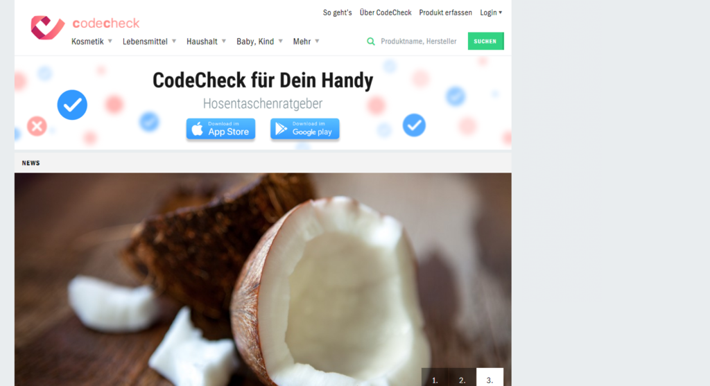 Codecheck » Urban Media